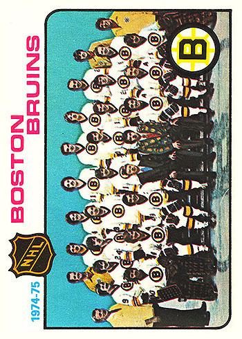 81 BOST Bruins