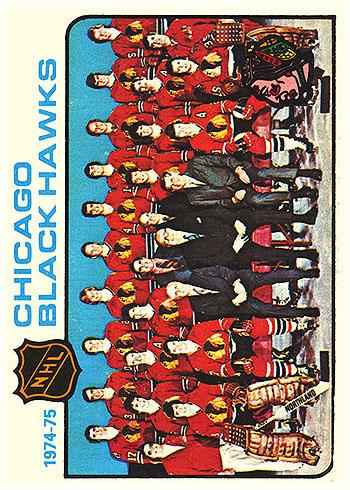 84 CHIC Blackhawks
