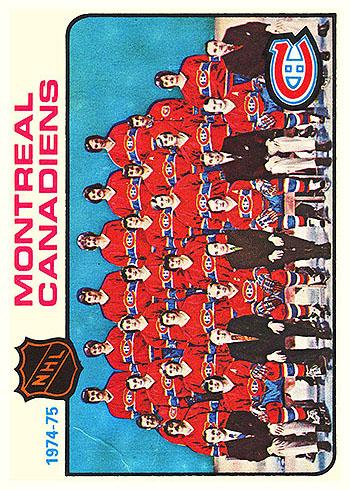90 MONT Canadiens