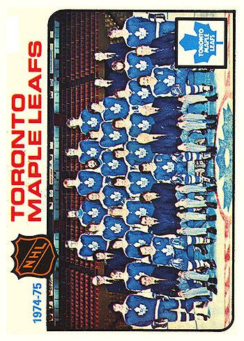 91 TORO Maple Leafs