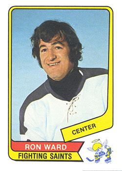 35 MINF Ron Ward