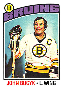 95 BOST Johnny Bucyk
