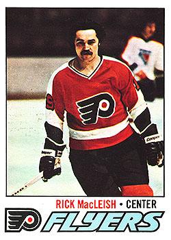 15 PHIL Rick MacLeish