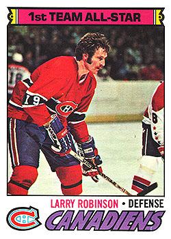 30 MONT Larry Robinson