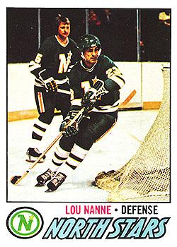 36 MINS Lou Nanne