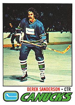 46 VANC Derek Sanderson