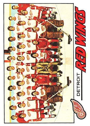 77 DETR Red Wings
