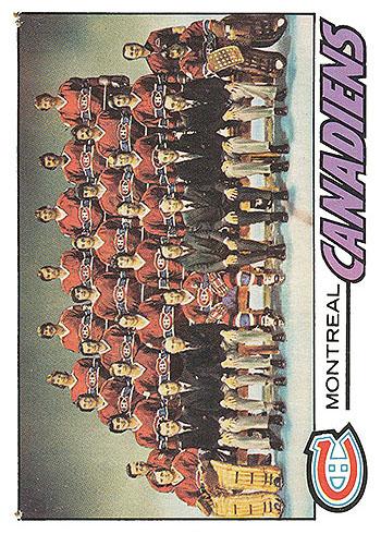 80 MONT Canadiens