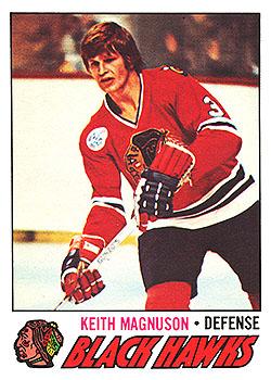 89 CHIC Keith Magnuson