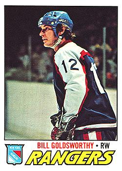 99 NYRA Bill Goldsworthy