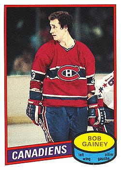 58 MONT Bob Gainey
