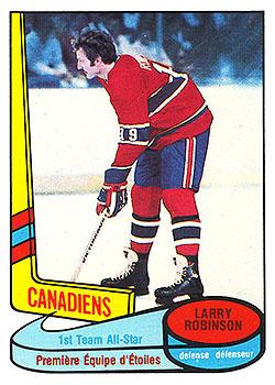 84 MONT Larry Robinson