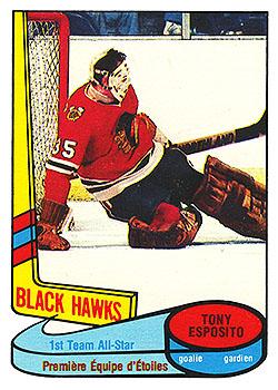 86 CHIC Tony Esposito
