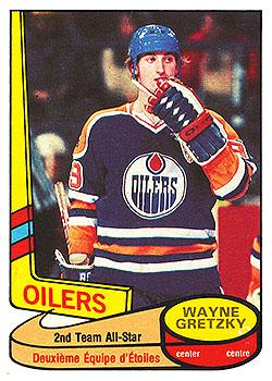 87 EDMO Wayne Gretzky