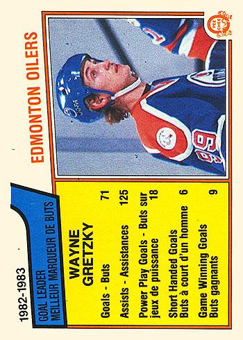 22 EDMO Wayne Gretzky