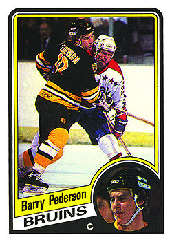 14 BOST Barry Pederson