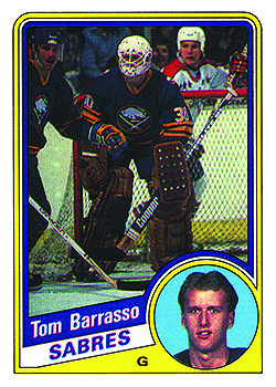 18 BUFF Tom Barrasso