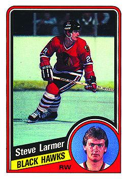 37 CHIC Steve Larmer
