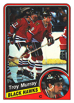 42 CHIC Troy Murray