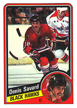 45 CHIC Denis Savard