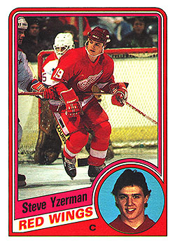 67 DETR Steve Yzerman