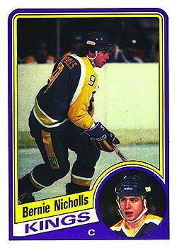 88 LOSA Bernie Nicholls