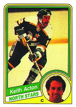 93 MINS Keith Acton
