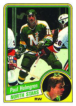 100 MINS Paul Holmgren