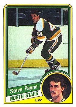 106 MINS Steve Payne