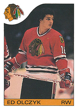 86 CHIC Ed Olczyk