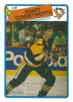 19 PITT Randy Cunneyworth