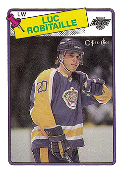 124 LOSA Luc Robitaille